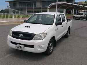 2010 Toyota Hilux 4x2 Diesel D4D dual cab ute KUN16R Mitchell Park Marion Area Preview