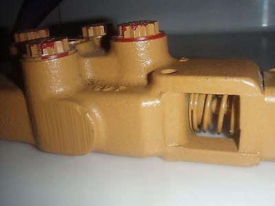 Cessna Single Spool Hydraulic Directional Control Valve 30501 Free Ship