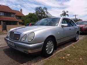 Mercedes Benz E240 1998. June rego. Cold air conditioning. Auto. Lambton Newcastle Area Preview