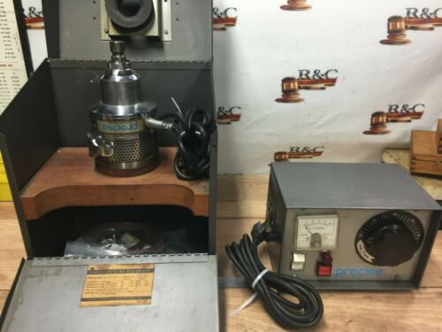 """NICE PRECISE HIGH SPEED SPINDLE 45K RPM W/ 1 """" SHANK & CONTROLLER"""