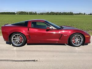 PRICE REDUCED END OF SEASON 2008 Corvette 427 Ltd Edt