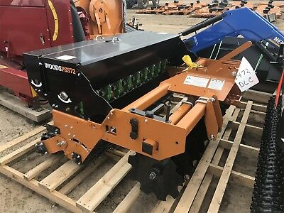 """New Woods Hunting Edition Precision Super Seeder PSS72 72"""" Seeder"""