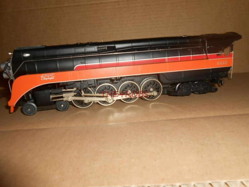 MTH Southern Pacific 4-8-4 Daylight #4449 Locomotive 0 Gauge Excellent Condition