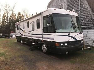 1998 diesel pusher 37 feet RV