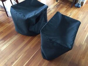 Padded slip covers  for yorkville  LS720 and NX 720 subs