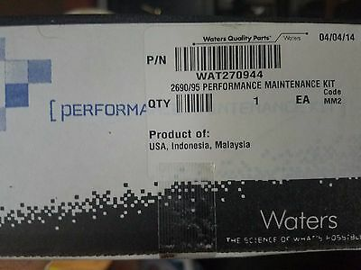 Brand New Waters 2690 2695 Pm Kit Wat270944 - Sealed