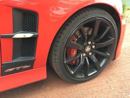 HSV sv wheels
