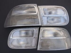 Ultra Rare! 1992-1995 Honda Civic Eg6 JDM 3DR New Clear tail lights lenses Spoon