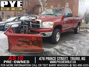 2008 Dodge Ram 2500 RAM SLT REGULAR CAB 4WD