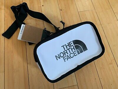 The North Face EXPLORE BLT Waist Pack - Bag TNF White/Black bum bag