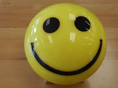 14 Brunswick Smiley Face Viz-a-ball Bowling Ball
