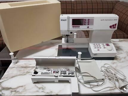 Pfaff Quilt Expression 2044 Sewing Machine