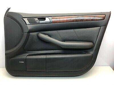 2003 Audi A6 C5 FRONT RIGHT PASSENGER DOOR PANEL OEM