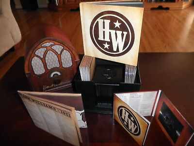 Hank Williams - The Complete Mother's Best Recordings  (15 CDs + DVD)  RARE (Hank Williams The Complete Mother's Best Recordings)