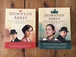 Downton Abbey, the complete scripts. Seasons 1 & 2