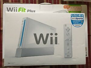 Wii Sport with Wii Fit Plus