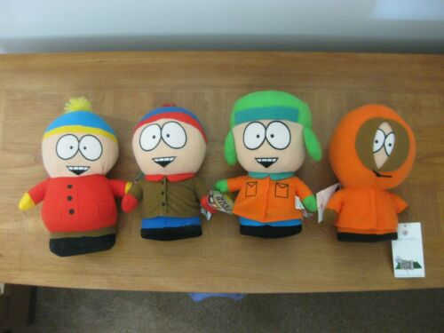 South Park characters Eric Stan Kyle Kenny 2008 Comedy Central  Free Shipping
