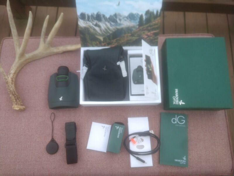Swarovski dG digital guide 8x monocular with wifi