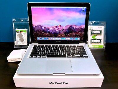 """Apple MacBook Pro 13"""" Pre-Retina / 3.6GHz i7 / 16GB RAM / 1TB SSD HYB / WARRANTY"""