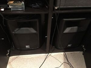 PA System for performing or DJ