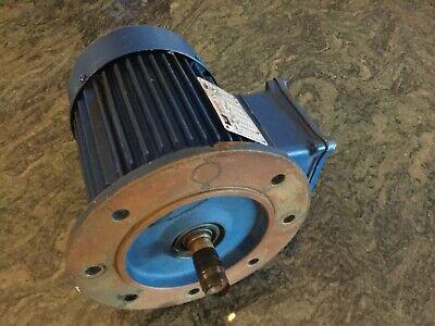 Isgev Italy Flange Mount Coolant Pump Motor Cnc Shop 8 Inch Base 5 14 Flange