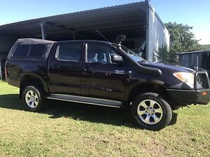Toyota Hilux dual cab 2005 Marburg Ipswich City Preview
