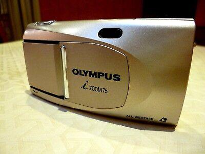 OLYMPUS ➤ Appareil photo APS iZoom 75 Camera avec dragonne