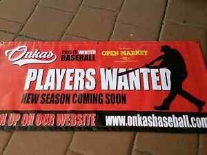 WANTED - Baseball players for 2017 winter season Noarlunga Centre Morphett Vale Area Preview