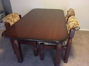 free dining table and chair North Strathfield Canada Bay Area Preview