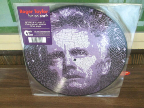 Roger Taylor - Fun On Earth - Double PICTURE DISC