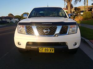 Nissan navara st-x d-40 Wollongong Wollongong Area Preview