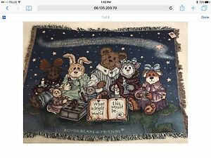 Boyd's Bears Tapestry/Throw