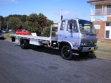 Nissan UD CLG88 Alum Tray Truck Tuncurry Great Lakes Area Preview
