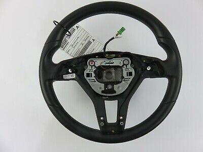 Mercedes Benz GLK C Klasse Lenkung Fahren Rad Schwarz 12 15 A2184606018