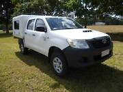 2012 Toyota Hilux Ute Atherton Tablelands Preview