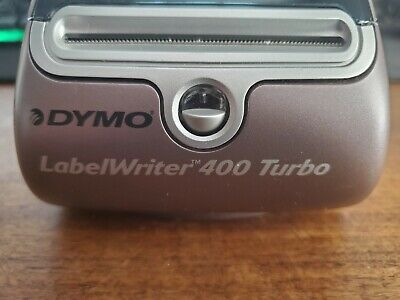 Dymo Labelwriter 400 Turbo Thermal Label Printer Model 93176 Wo Acusb