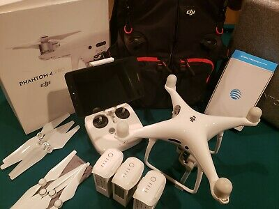 dji phantom 4 PRO slightly used EVERYTHING YOU NEED!