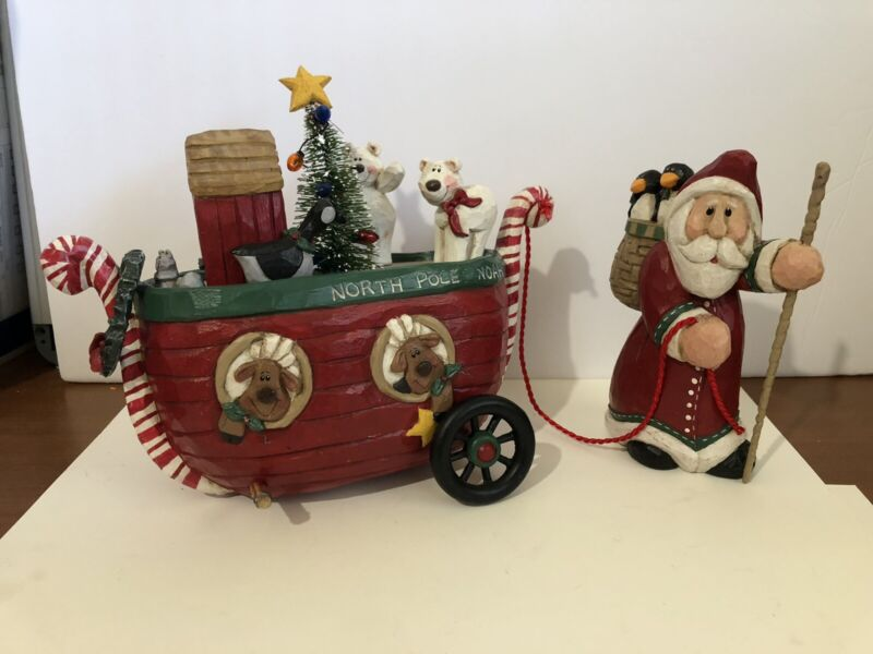 HTF Midwest-Cannon falls Eddie Walker -Limited Edition North Pole Noah See Desc
