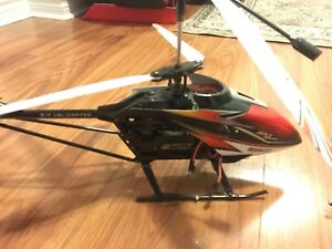 Sky Hawk RC Helicopter with camera