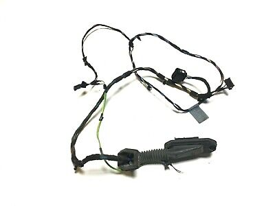 BMW 3 SERIES E90 E91 REAR RIGHT O/S DOOR WIRING LOOM HARNESS 6938249 2004-2012