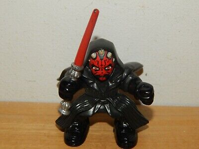 STAR WARS GALACTIC HEROES DARTH MAUL ACTION FIGURE #P