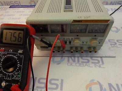 Tenma 72-2080 Portable Adjustable Power Supply