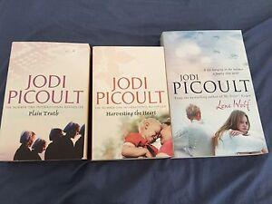 Jodi Picoult novels Waterford Logan Area Preview
