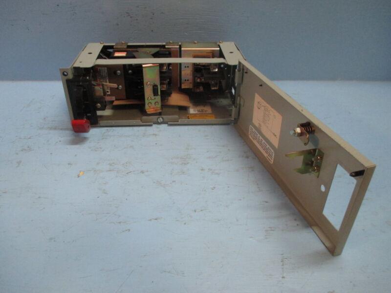 """General Electric 8000 30 Amp Fused Feeder MCCB MCC Bucket 7700 Plus 6"""" GE"""