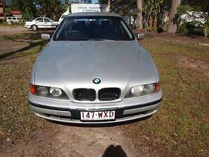 BMW 523i 7/1999 BMW 5 Sedan Log Books & RWC Mount Gravatt Brisbane South East Preview