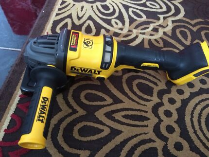 "DeWalt 54V FlexVolt XR Cordless Brushless 125mm (5"") Angle Grinder"