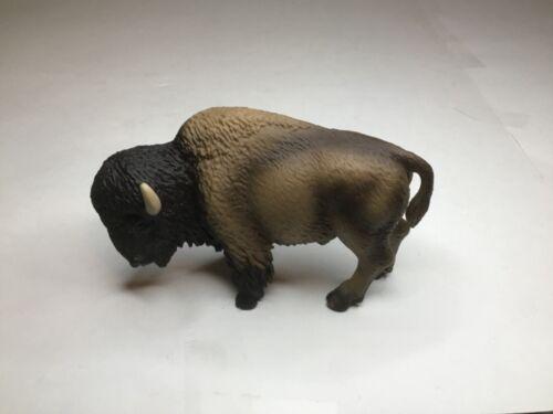 2004 Schleich Bison figurine