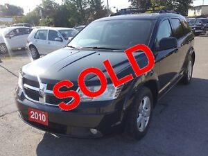 2010 Dodge Journey SOLD!!!