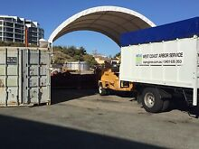 Sea container Dome Shelters North Fremantle Fremantle Area Preview