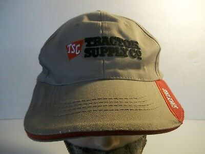 Tractor Supply Co Since 1938 Adjustable Baseball Hat Cap Strapback